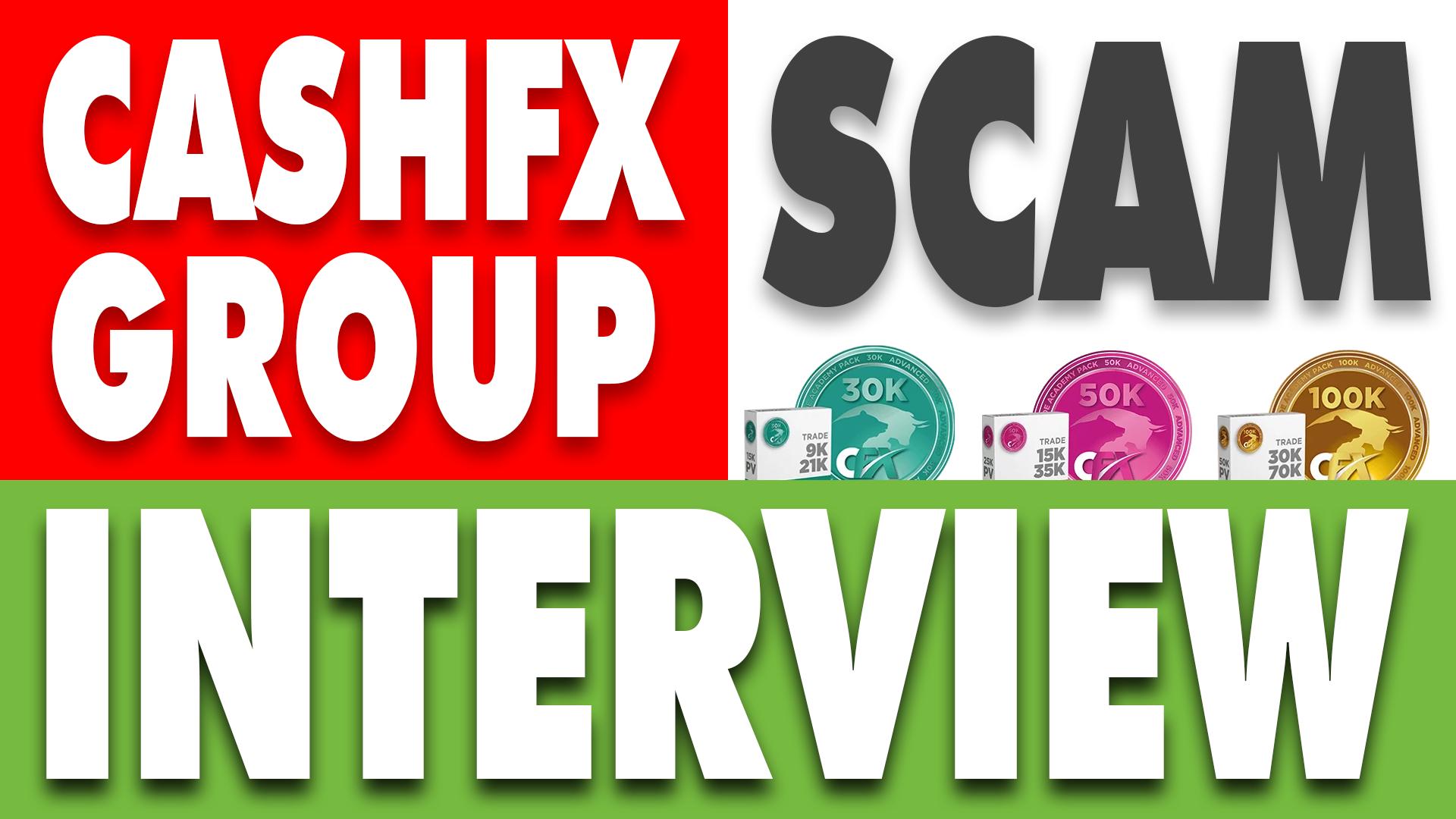 CashFX Interview